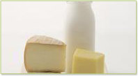 Shelf life information for dairy products