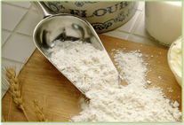 Flour shelf life