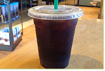 Cold Bre Iced Coffe Starbucks