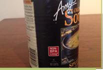 soup non-BPA