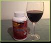 wine and meds